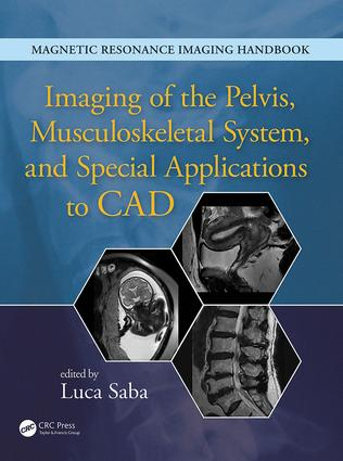 Imaging of the Pelvis, Musculoskeletal System, and Special Applications to CAD: 1st Edition (Hardback) book cover