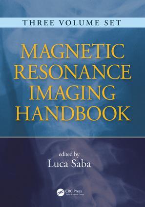 Magnetic Resonance Imaging Handbook: 1st Edition (Hardback) book cover