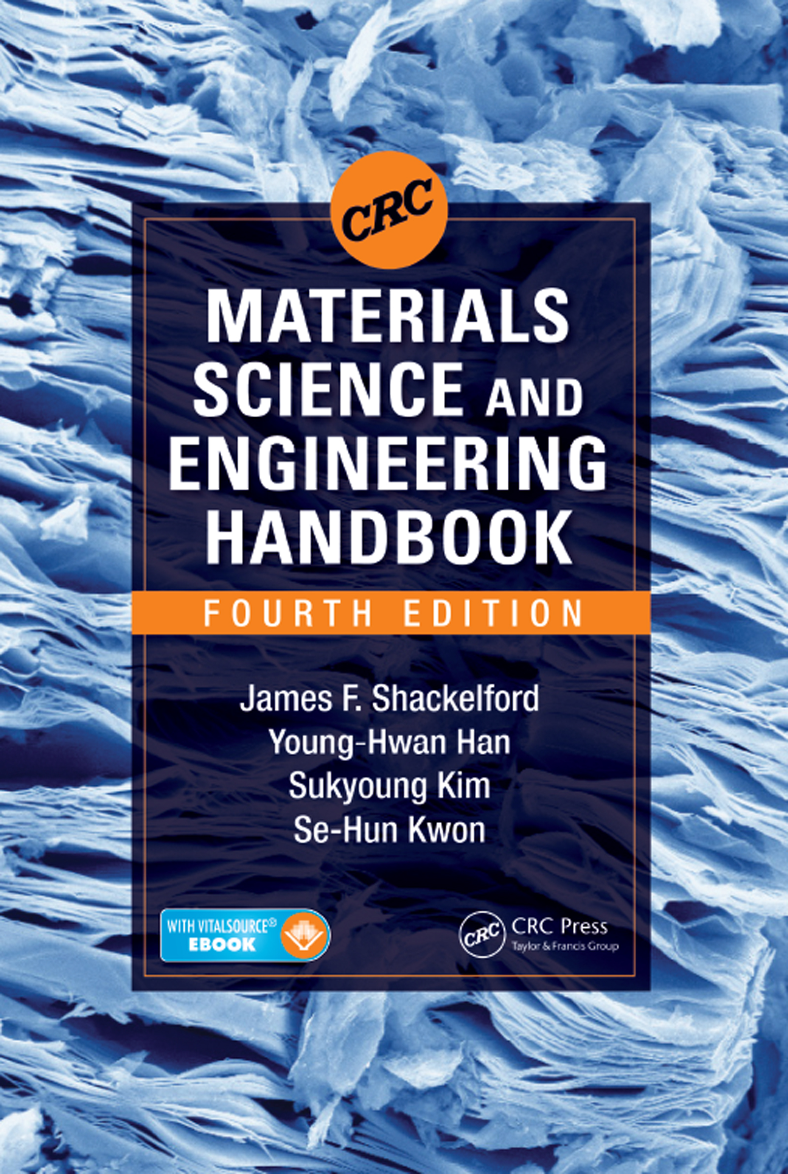 CRC Materials Science and Engineering Handbook: 4th Edition (e-Book) book cover
