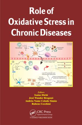 Role of Oxidative Stress in Chronic Diseases: 1st Edition (Hardback) book cover