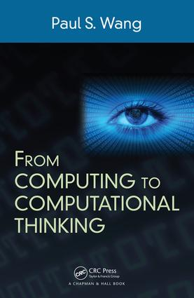 From Computing to Computational Thinking: 1st Edition (Paperback) book cover