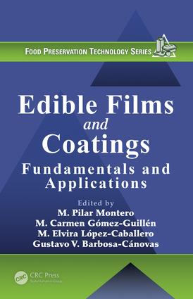 Edible Films and Coatings: Fundamentals and Applications book cover