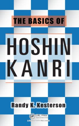 The Basics of Hoshin Kanri: 1st Edition (Paperback) book cover