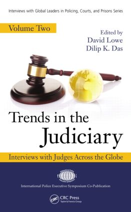 Trends in the Judiciary: Interviews with Judges Across the Globe, Volume Two book cover