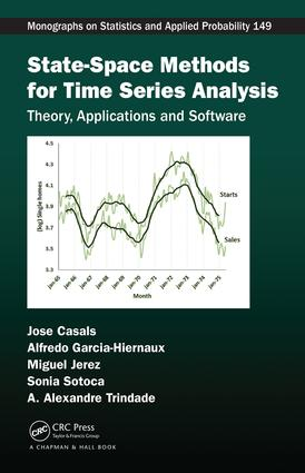 State-Space Methods for Time Series Analysis: Theory, Applications and Software book cover