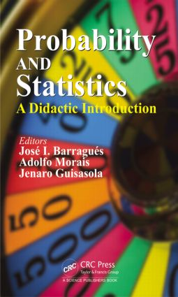 Probability and Statistics: A Didactic Introduction, 1st Edition (Hardback) book cover