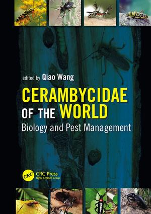 Cerambycidae of the World: Biology and Pest Management book cover