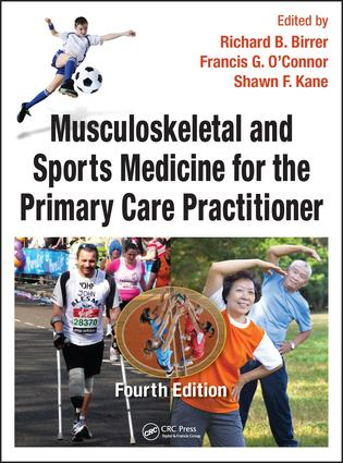 Musculoskeletal and Sports Medicine For The Primary Care Practitioner: 4th Edition (Hardback) book cover