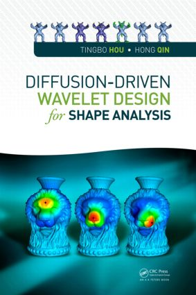 Diffusion-Driven Wavelet Design for Shape Analysis: 1st Edition (Hardback) book cover