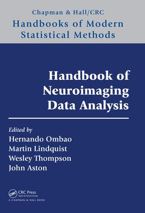 Handbook of Neuroimaging Data Analysis: 1st Edition (Paperback) book cover