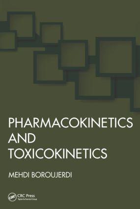 Pharmacokinetics and Toxicokinetics: 1st Edition (Hardback) book cover