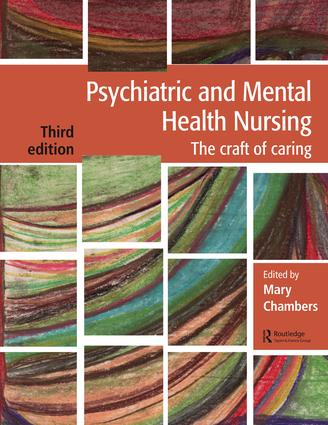 Psychiatric and Mental Health Nursing: The craft of caring book cover