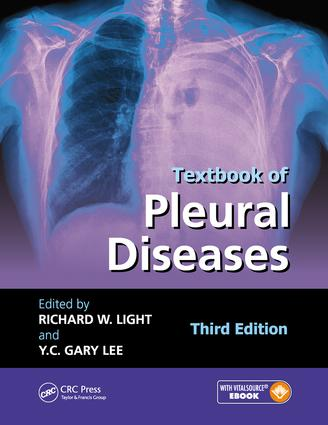 Textbook of Pleural Diseases: 3rd Edition (Pack - Book and Ebook) book cover