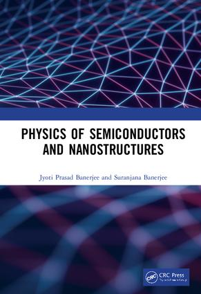 Physics of Semiconductors and Nanostructures book cover