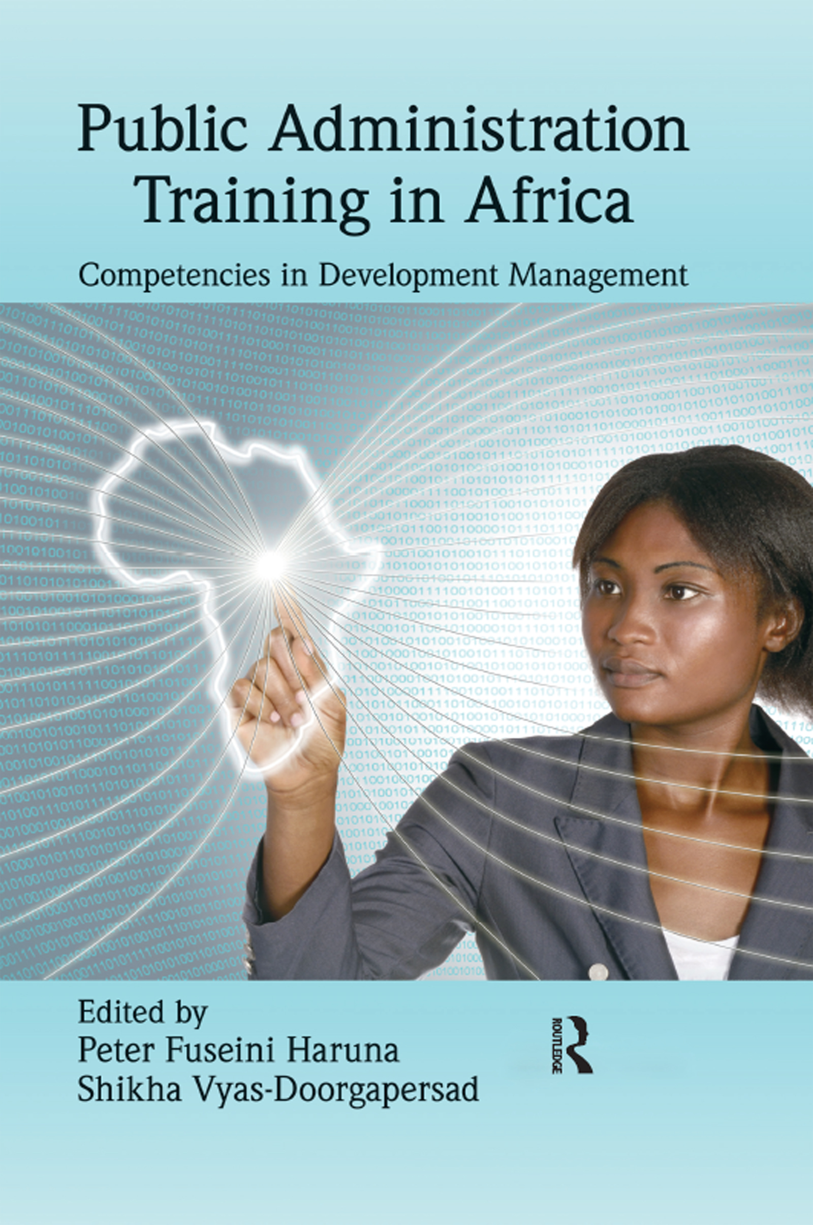 Public Administration Training in Africa: Competencies in Development Management, 1st Edition (Hardback) book cover