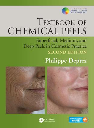 Textbook of Chemical Peels: Superficial, Medium, and Deep Peels in Cosmetic Practice book cover