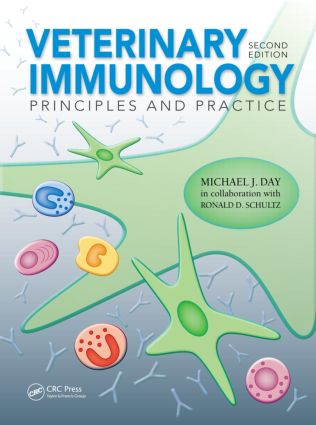 Veterinary Immunology: Principles and Practice, Second Edition, 2nd Edition (Paperback) book cover