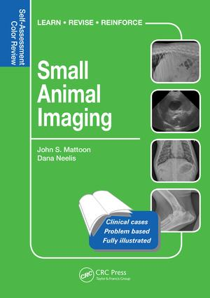 Small Animal Imaging: Self-Assessment Review, 1st Edition (Paperback) book cover