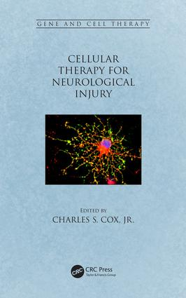 Cellular Therapy for Neurological Injury book cover