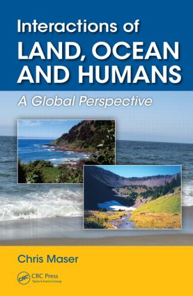 Interactions of Land, Ocean and Humans: A Global Perspective book cover