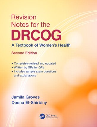 Revision Notes for the DRCOG