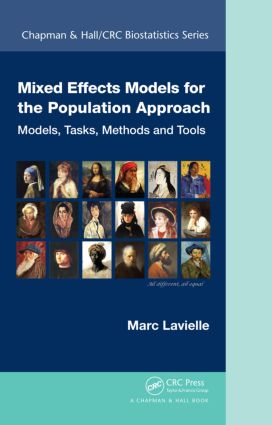 Mixed Effects Models for the Population Approach: Models, Tasks, Methods and Tools, 1st Edition (Hardback) book cover