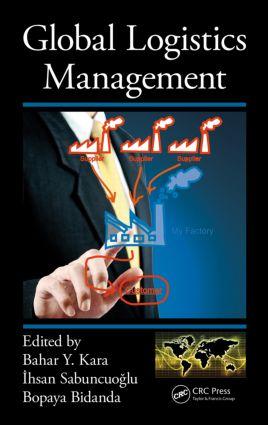 Global Logistics Management book cover