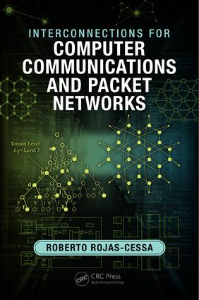 Interconnections for Computer Communications and Packet Networks: 1st Edition (Hardback) book cover