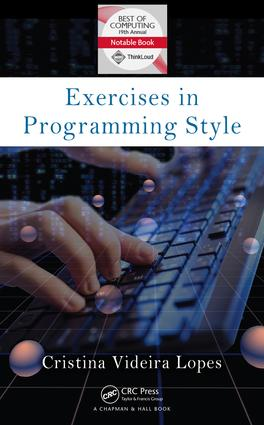 Exercises in Programming Style: 1st Edition (Paperback) book cover