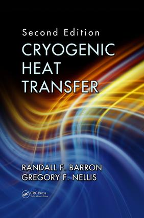 Cryogenic Heat Transfer: 2nd Edition (Hardback) book cover