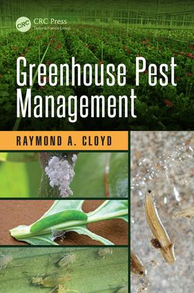 Greenhouse Pest Management: 1st Edition (Hardback) book cover