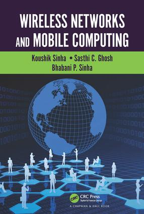 Wireless Networks and Mobile Computing: 1st Edition (Hardback) book cover