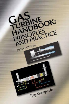 Gas Turbine Handbook: Principles and Practice, Fifth Edition, 5th Edition (Hardback) book cover