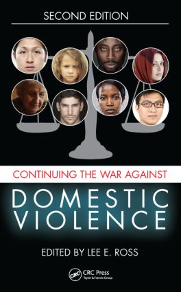 Continuing the War Against Domestic Violence: 2nd Edition (Hardback) book cover