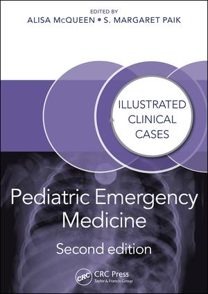 Pediatric Emergency Medicine: Illustrated Clinical Cases, Second Edition book cover
