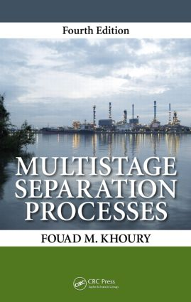 Multistage Separation Processes: 4th Edition (Hardback) book cover
