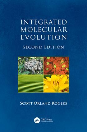 Integrated Molecular Evolution: 2nd Edition (Hardback) book cover