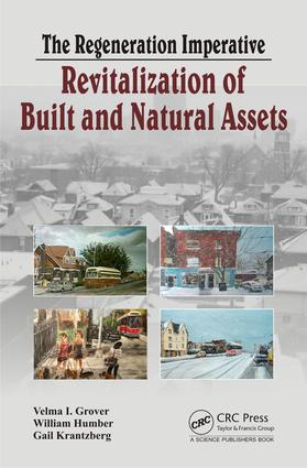 The Regeneration Imperative: Revitalization of Built and Natural Assets, 1st Edition (Hardback) book cover