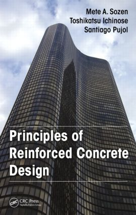 Principles of Reinforced Concrete Design: 1st Edition (Hardback) book cover