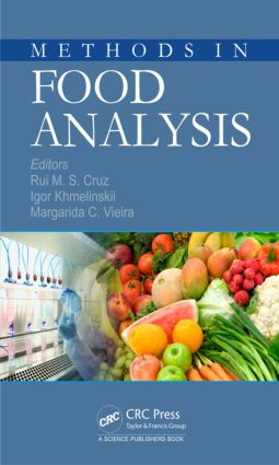Methods in Food Analysis: 1st Edition (Hardback) book cover