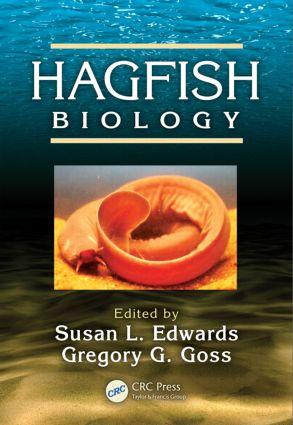 Hagfish Biology: 1st Edition (Hardback) book cover
