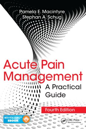 Acute Pain Management: A Practical Guide, Fourth Edition, 4th Edition (e-Book) book cover