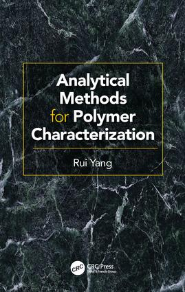 Analytical Methods for Polymer Characterization book cover