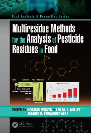 Multiresidue Methods for the Analysis of Pesticide Residues in Food book cover