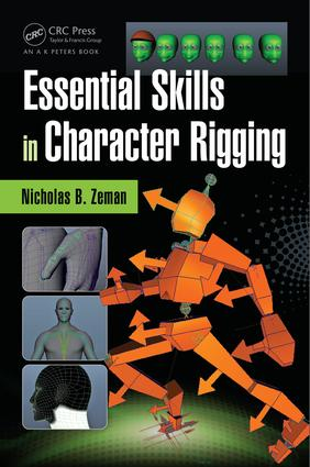 Essential Skills in Character Rigging: 1st Edition (Paperback) book cover