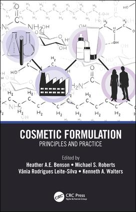 Cosmetic Formulation: Principles and Practice, 1st Edition (Hardback) book cover