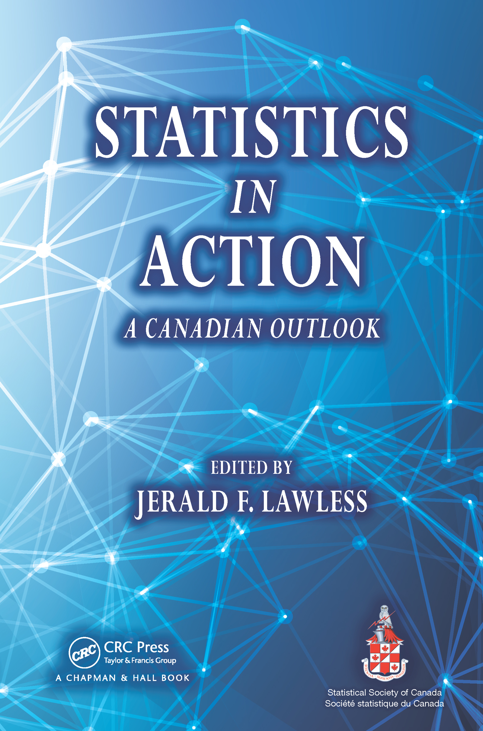 Statistics in Action: A Canadian Outlook, 1st Edition (Paperback) book cover