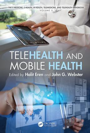 Telehealth and Mobile Health book cover