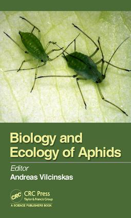 Biology and Ecology of Aphids: 1st Edition (Hardback) book cover