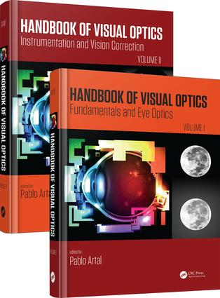 Handbook of Visual Optics, Two-Volume Set: 1st Edition (Hardback) book cover